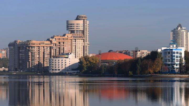 В Екатеринбурге отремонтируют здание ДИВСа