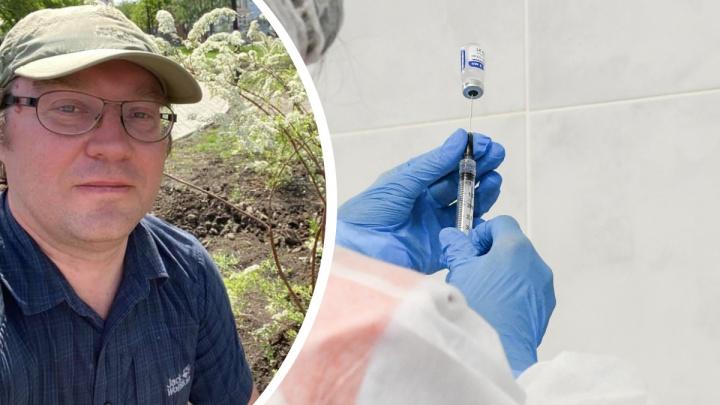 Врач, заболевший COVID-19 после прививки «Спутником V»: «Ситуация ухудшается, вакцинироваться нужно!»