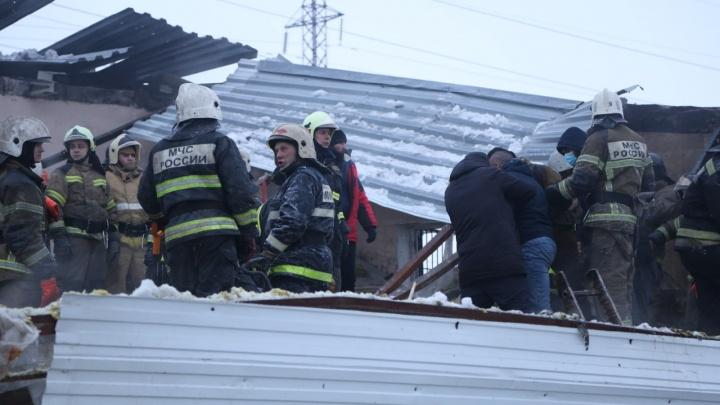 Баллон сдетонировал: в Самаре задержали предполагаемого виновника пожара на складе со сладостями