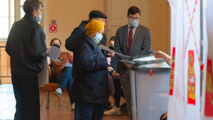 Успевайте проголосовать: когда в Архангельске закроются избирательные участки
