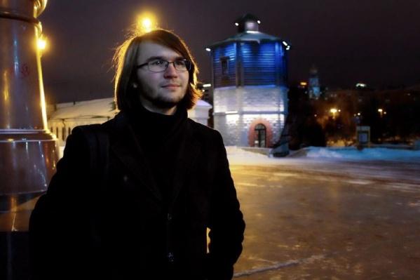 Егор Васильченко планирует обжаловать решение Ленинского районного суда