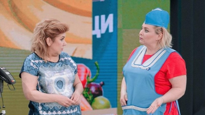 Марина Федункив и Светлана Пермякова стали участницами нового «Шоу большой страны» на канале «Россия 1»