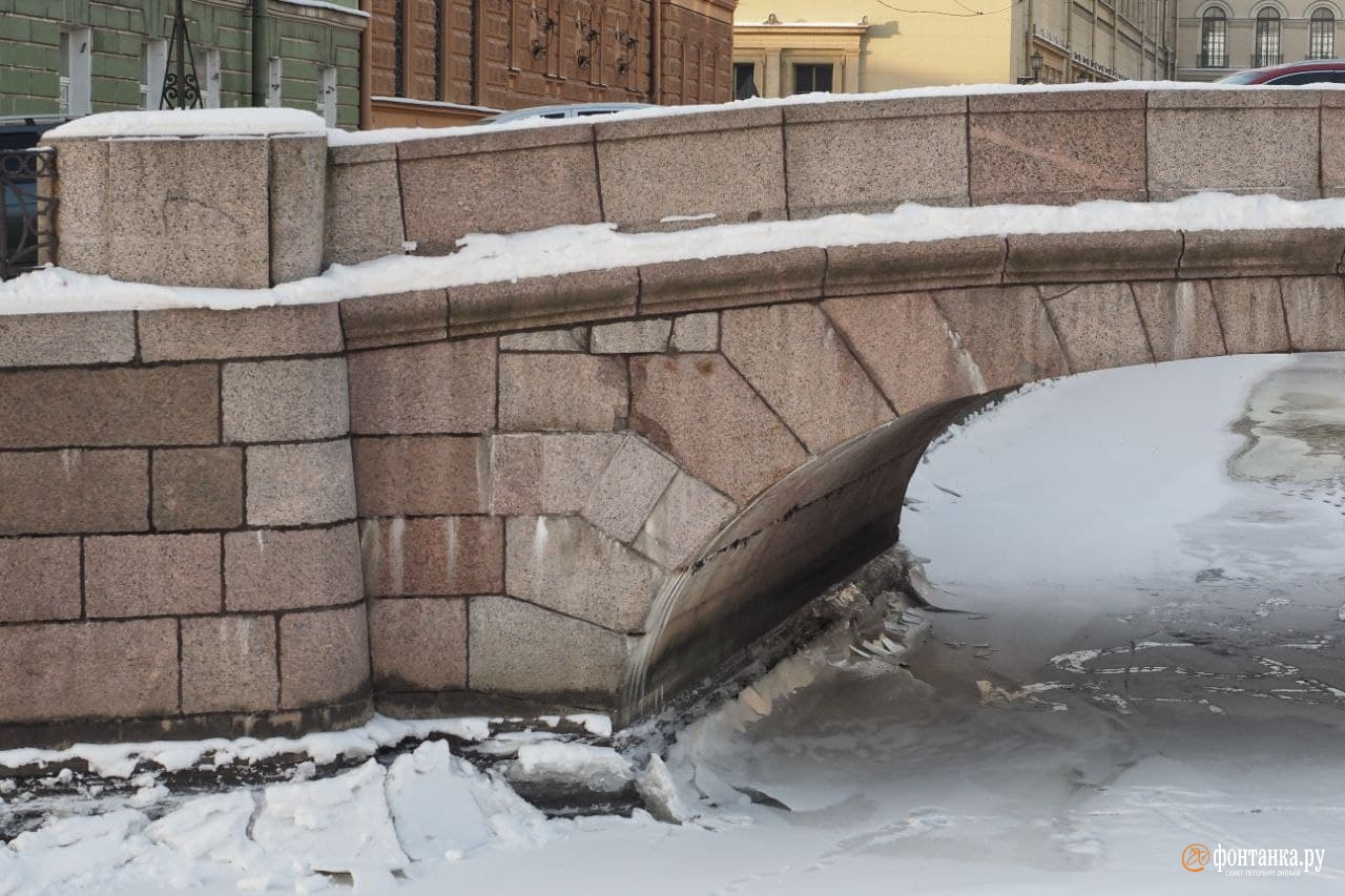 внутренняя часть моста<br><br>автор фото Михаил Огнев / «Фонтанка.ру»