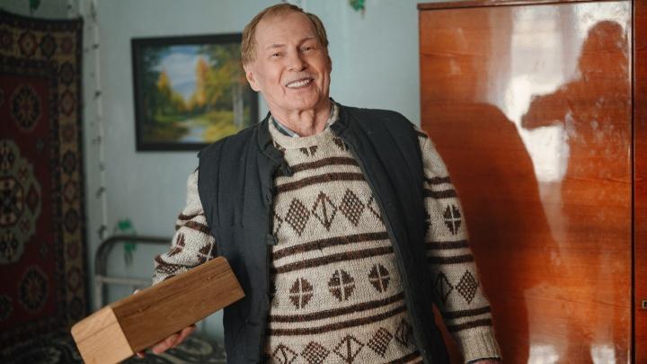 «Я был свердловской шпаной»: показываем, как отметил 75-летие главный «дальнобойщик» страны