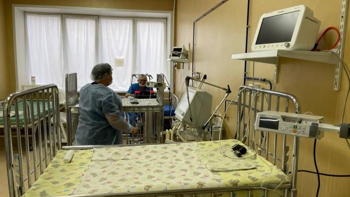 В Красноярске зафиксирована первая смерть подростка от COVID-19