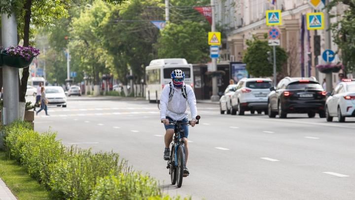 Центральные улицы Ростова соединят велодорожкой — Логвиненко