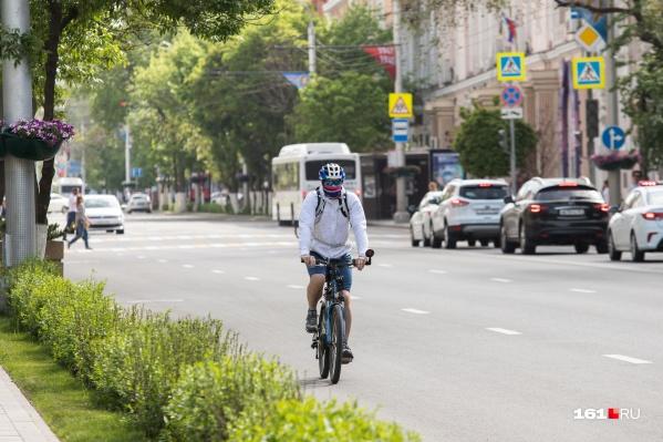Власти надеются загнать велосипедистов в кольцо