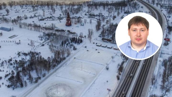Экс-директора Татышев-парка обвиняют в получении взятки новым LexusLX570