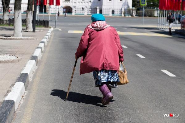 Большинству пенсионеров в Ярославской области выплату начислят в сентябре