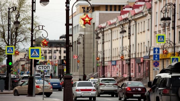 Власти объявили конкурс на эскиз новой стелы для центра Тюмени. За проект заплатят 400 тысяч