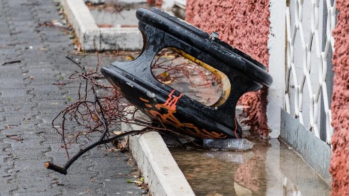 «По возможности лучше оставаться дома»: мэрия Перми предупреждает о сильном ветре