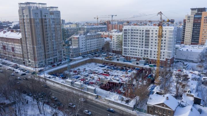 Как строят ЖК в морозы и снегопады: застройщик поделился принятыми мерами, чтобы не нарушать сроки