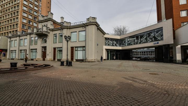 «Эрмитаж-Урал» пообещали открыть уже 1 июля. Показываем, как культурный центр выглядит сейчас
