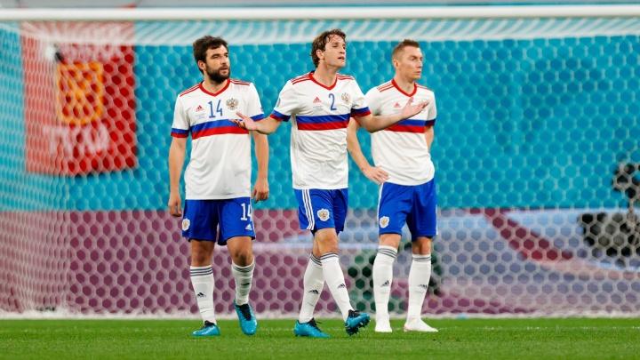 Заслуженный разгром: бельгийцы забили три мяча в ворота сборной России