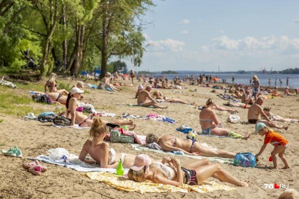 В Ярославской области ожидается аномальная жара
