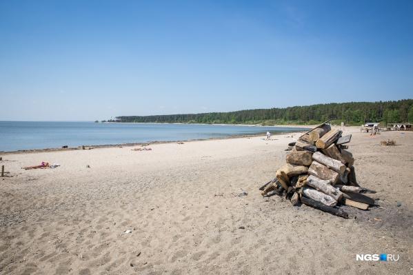 Инвестор будет следить за состоянием пляжа