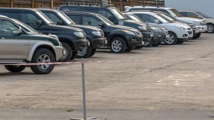 Около станций самарского метро хотят построить бесплатные перехватывающие парковки