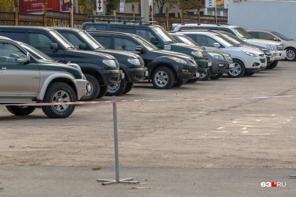 Сейчас в регионе очень спорная ситуация с парковками