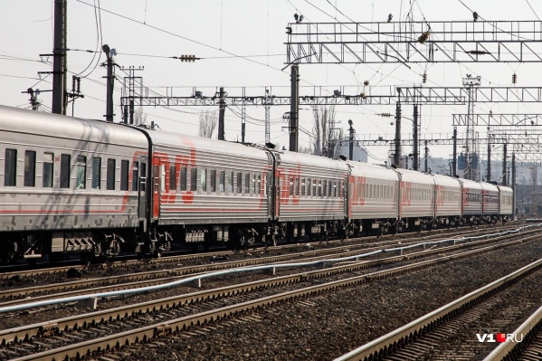 По данным пресс-службы железной дороги, максимальное время задержки составило почти пять часов