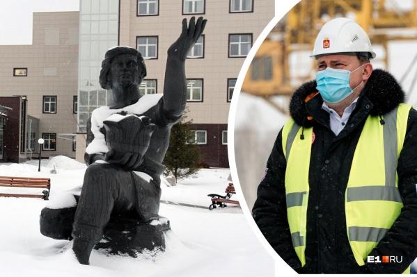 Владислав Пинаев считает, что госпиталь Тетюхина должен зарабатывать самостоятельно, не рассчитывая на государственные квоты по операциям