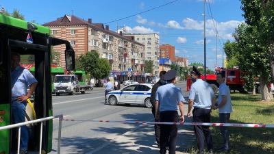 Полиция прокомментировала захват заложников в тюменском банке