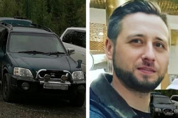 Михаил Покровский уехал вечером 22 июня на своем авто и после этого не выходит на связь