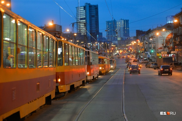 Эксперты похвалили развитие электротранспорта в Екатеринбурге