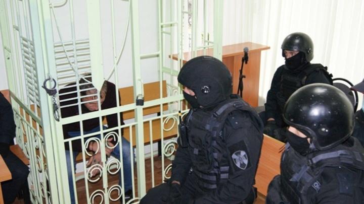Убийцу трех студенток из Башкирии Александра Лазарева отправили под арест