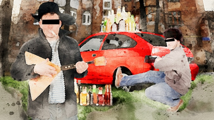 Нелегкая работа перекупщика: как екатеринбуржец стал владельцем машины с прахом