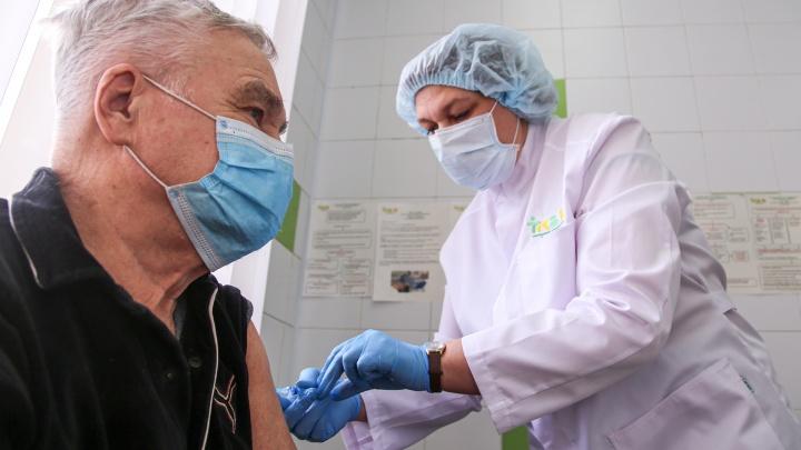 От коронавируса привилась лишь четверть населения Уфы