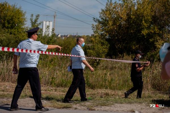 Мы побывали в месте, где утром обнаружили тело пропавшей 30 июня девочки