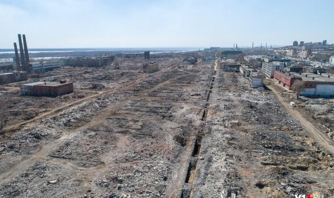 Желающих нет: в Волгограде не смогли продать развалины тракторного завода
