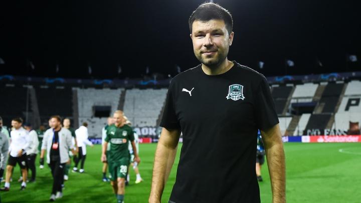 Мурад Мусаев возвращается в ФК «Краснодар»