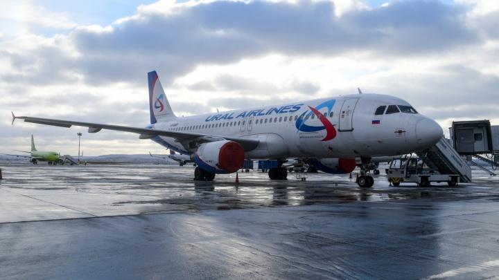 Отказал двигатель: в Ростове экстренно сел самолет из Антальи