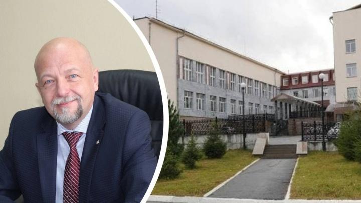 В клинику, где коллектив заступался за уволенного главврача, назначили начальника из Тюмени. Что о нем известно