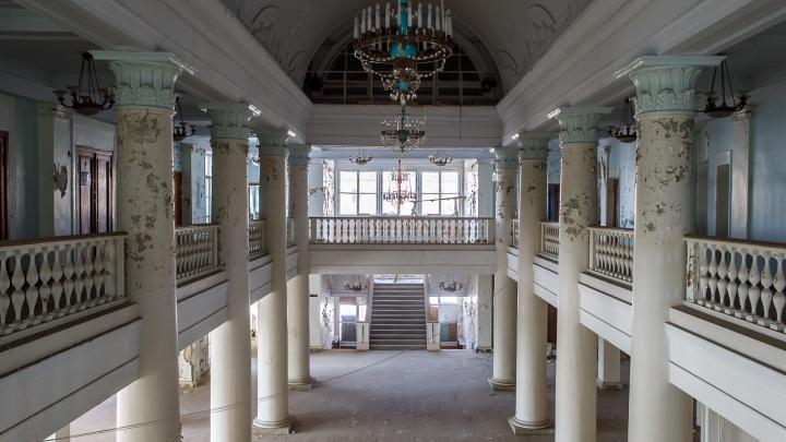 В Волгограде продается заброшенный ДК на Нижнем Тракторном