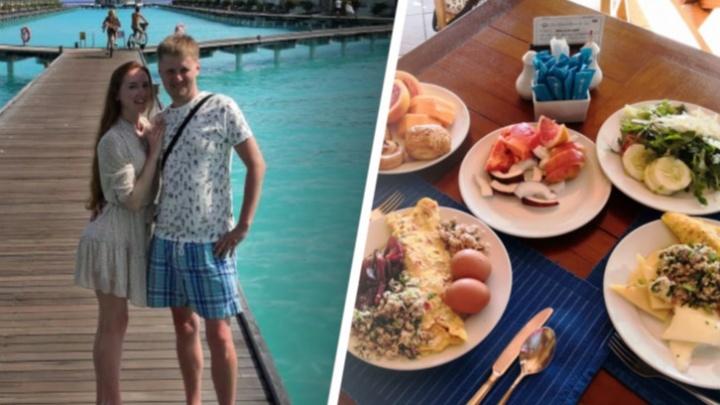 Молодожены отдали 360 тысяч за свадебное путешествие на Мальдивы и голодали уморя тридня