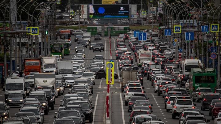 «В Туле пряники, а в Новосибирске пробки»: сибирячка придумала, как заработать на огромных заторах