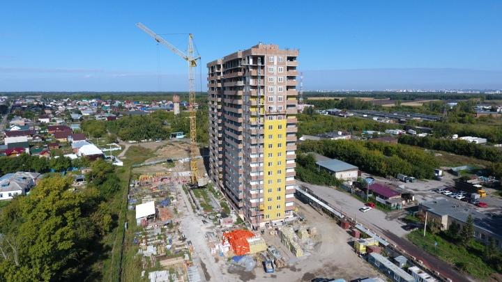 Не упустить «Время»: в популярном ЖК на берегу Обского моря с 1 октября поднимут цены на квартиры