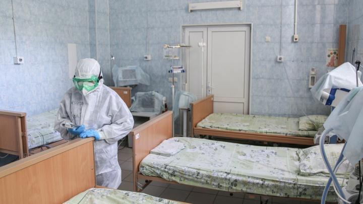 В Башкирии растет смертность от коронавируса. За неделю скончались 60 человек