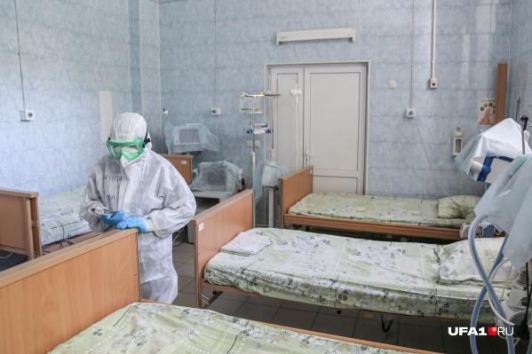 От коронавируса в Башкирии умирают ежедневно