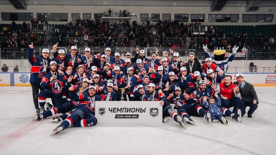 «Красноярские рыси» впервые в истории взяли Кубок Федерации