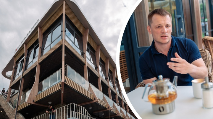 «Было много проблем и противостояний»: интервью с владельцем нового кафе на набережной Кемерово