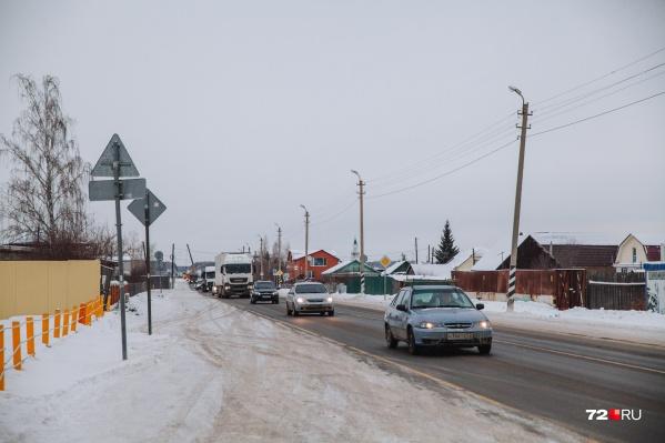 Более 90 земельных участков попадают под изъятие из-за расширения трассы