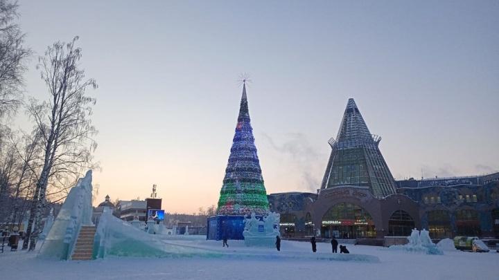 Ночные дожди в Сургуте и Ханты-Мансийске резко сменят 35-градусные морозы. Синоптики назвали даты