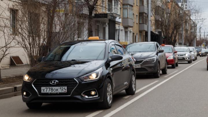 Новый агрегатор такси объявил о начале работы в Красноярске с 11 мая