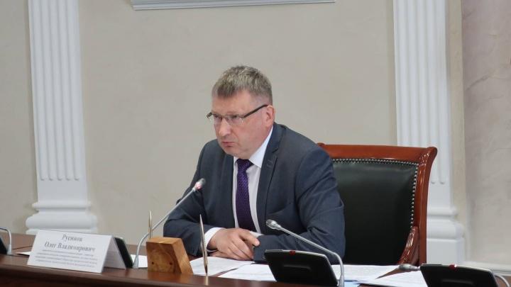 Чиновник с прошлым учителя: министром образования Архангельской области стал Олег Русинов