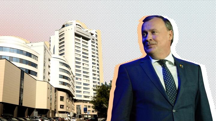 ВИП-соседи: кто живет в одном доме с мэром Екатеринбурга Алексеем Орловым