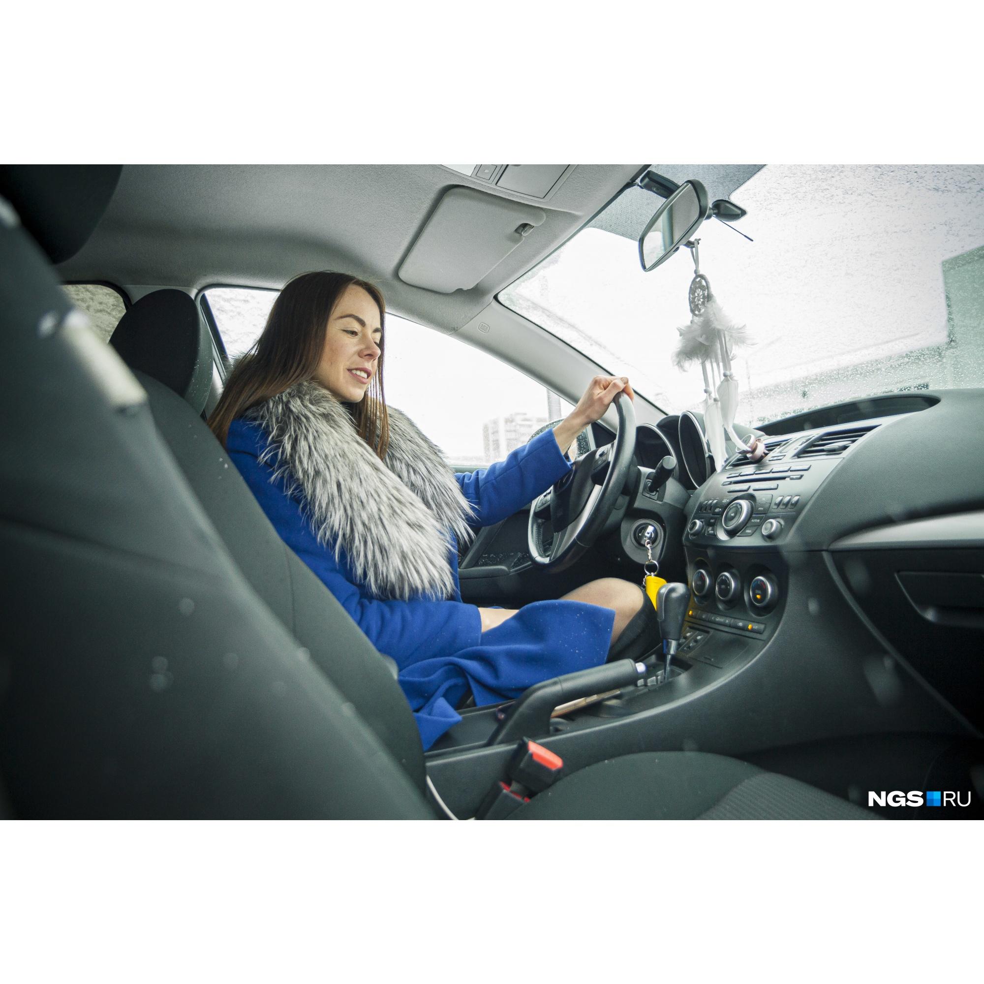 Катерина считает, что в целом культура вождения в Новосибирске все-таки есть