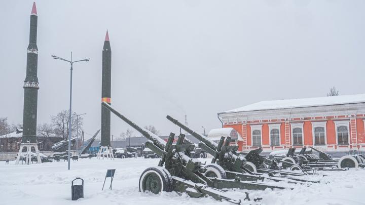Музей артиллерии «Мотовилихинских заводов» готовятся выставить на продажу. Разбираемся, что его ждет